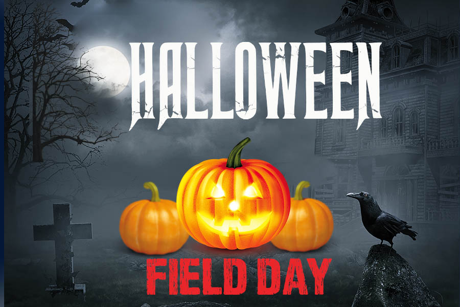 HLLG Halloween Field Day